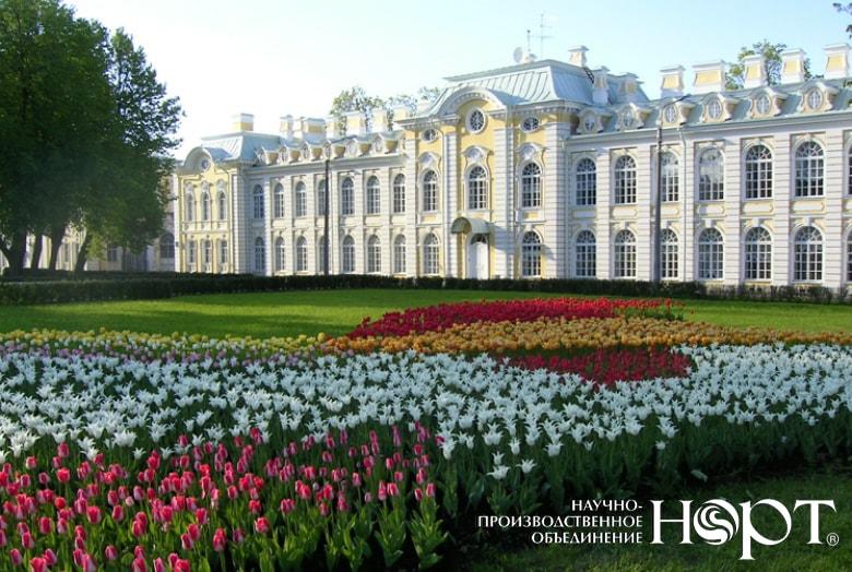 Фрейлинский Дом, Петергоф, Санкт-Петербург