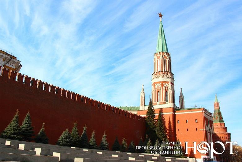 Никольская башня Московского Кремля, Москва