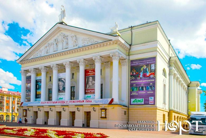 Татарский академический государственный театр оперы и балета имени Мусы Джалиля, Казань