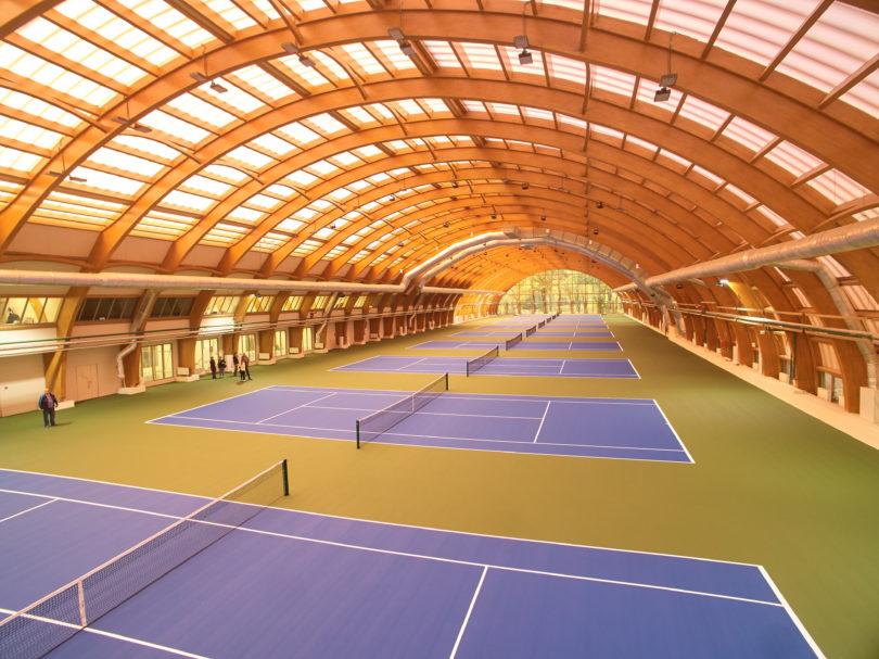 Теннисный Центр «СПАРТАК», Москва