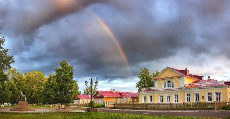 Дом Чайковских, Воткинск